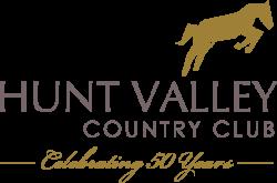 Hunt Valley 50th Anniversary Logo